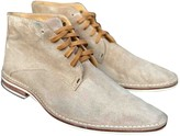 Christian Dior Beige Suede Boots
