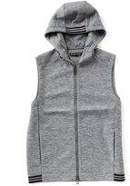 Michael Kors Solid Neoprene Full-Zip Vest