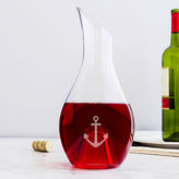 Cathy's Concepts CATHYS CONCEPTS Aerating Anchor 30-oz. Wine Decanter