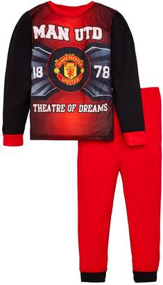 Manchester United Football Kit Pyjamas - Multi