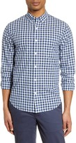 Bonobos Summer Weight Slim Fit Gingham Button-Down Shirt