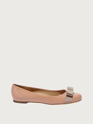 Salvatore Ferragamo Women Varina ballet flat Pink Size 4.5