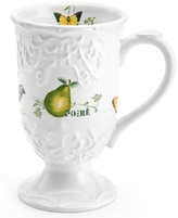 Mikasa Dinnerware, Antique Countryside Pear Mug