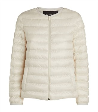 Max Mara Quilted Pack-Away Jacket