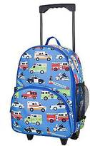 Wildkin Olive Kids Heroes Rolling Luggage