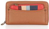 The Sak Sonora Striped Zip-Around Wallet