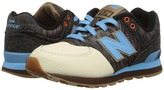 New Balance 574 - Deep Freeze (Little Kid)