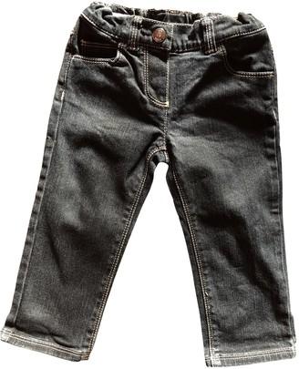 Gucci Black Denim - Jeans Trousers