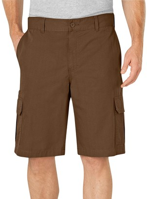 Dickies Men's 11-inch Relaxed-Fit Lightweight Ripstop Cargo Shorts
