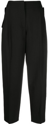 Paul Smith High-Rise Cropped Trousers