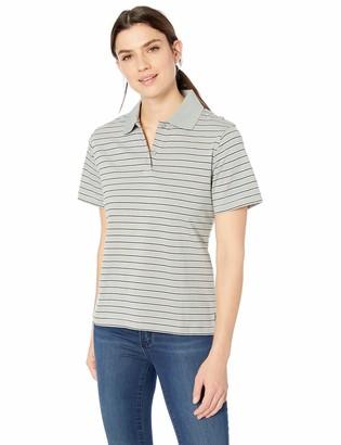 Ashe Xtream Women's Jersey Stripe Polo