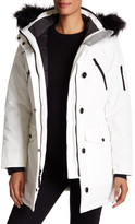 Nautica Faux Fur Coat