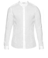 Orlebar Brown Morton long-sleeved linen tailored shirt