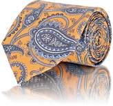 Brioni Men's Paisley Silk Necktie