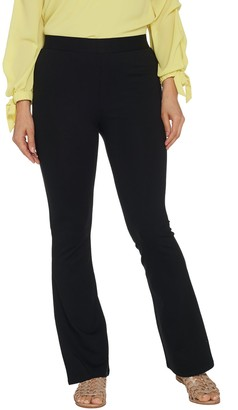 Vince Camuto Ponte Flare Pull-On Leggings