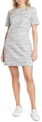 Club Monaco Tweed Short Sleeve Dress
