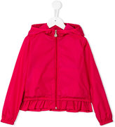 Moncler zipped jacket - kids - Polyamide - 5 yrs