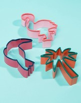 Sunnylife Tropical Cookie Cutters