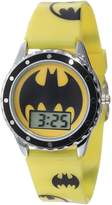 Batman Kids' BAT4071 Printed Silicone Strap Watch