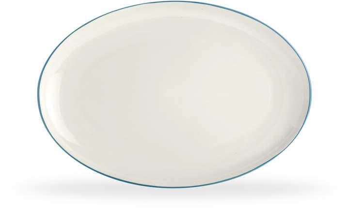 Noritake Colorwave Turquoise 41cm Oval Platter