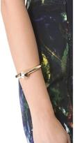 Maison Martin Margiela Covered Crystal Bracelet
