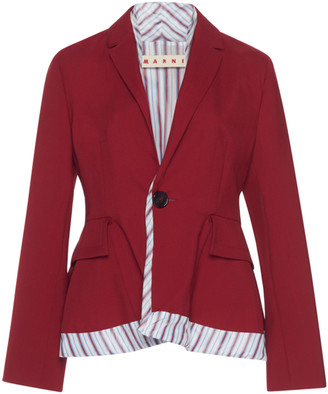 Marni Front Pocket Blazer