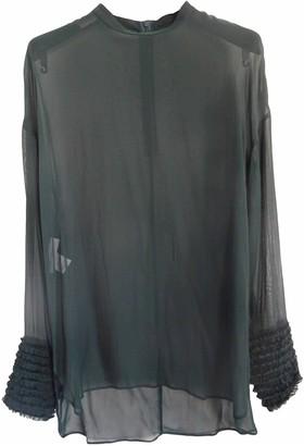 Cédric Charlier Green Top for Women