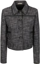 Bottega Veneta Summer Tweed Coat