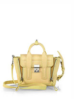 3.1 Phillip Lim Pashli Mini Stamped Satchel