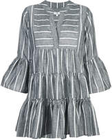 Caroline Constas Lyssa striped dress