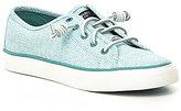 Sperry Seacoast Diamond Print Sneakers