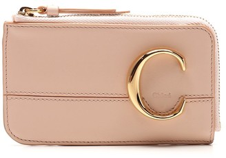 Chloé C Embellished Coin Purse