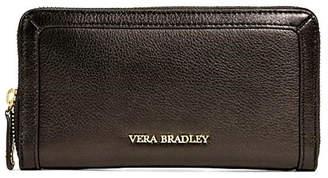 Vera Bradley Leather Georgia Wallet