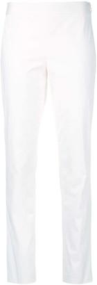 Josie Natori Slim Ankle Trousers