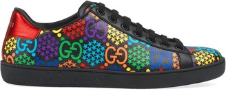 Gucci Women's GG Psychedelic Ace sneaker