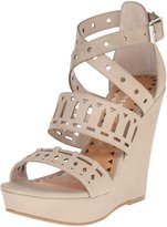 Chinese Laundry Women's Montrose Oil Wedge Sandal