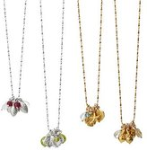 Catherine Weitzman Four Seasons Necklace