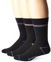 Ben Sherman Men's Owen Crew Socks (Pack of 3)