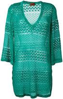 Missoni crochet beach dress - women - Rayon - 40
