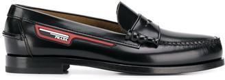 Prada classic varnished loafers