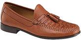 Johnston & Murphy Men's Cresswell Woven Tassel Loafers