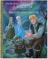 Disney Frozen Northern Lights: Kristoff's Crystal Adventure - Big Golden Book