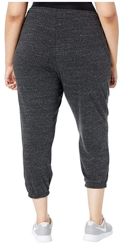 Thumbnail for your product : Nike Plus Size NSW Gym Vintage Capris