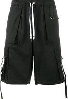 Liam Hodges - combat shorts - men - Cotton - 30