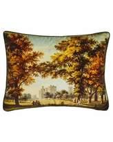 Designers Guild Windsor Velvet Moss Pillow