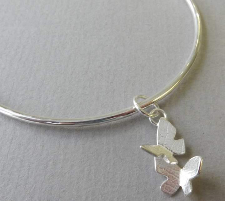 cd9828b8662 Butterfly Bangle - ShopStyle UK