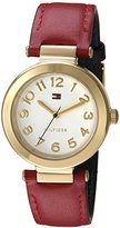 Tommy Hilfiger Women's 1781492 Analog Display Quartz Two Tone Watch