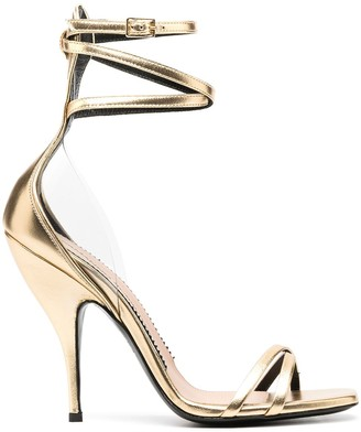 Ermanno Scervino Stiletto Sandals