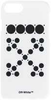 Off-White dotted arrows iPhone 7 case