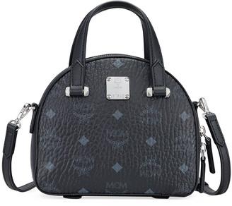 MCM Essential Visetos Original Mini Tote Bag
